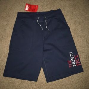 NWT north Face men's size small shorts